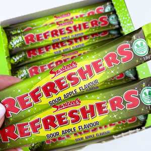 Swizzels Refreshers - Sour Apple Flavour - 18g
