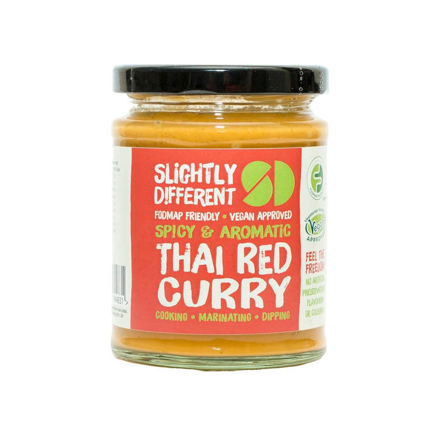 Slightly Different Thai Red Curry - 260g