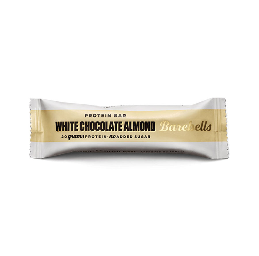 Barebells - White Chocolate Almond Protein Bar - 55g