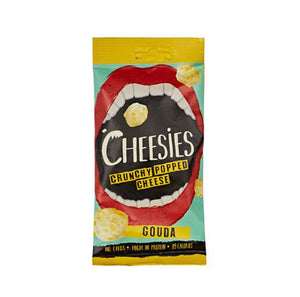 Cheesies - Crunchy Popped Cheese - Gouda 20g