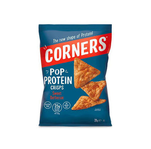 Corners Pop Protein Crisps - Sweet Barbecue - 28g