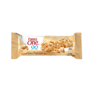Fibre One - Peanut Butter Popcorn Bar - 21g