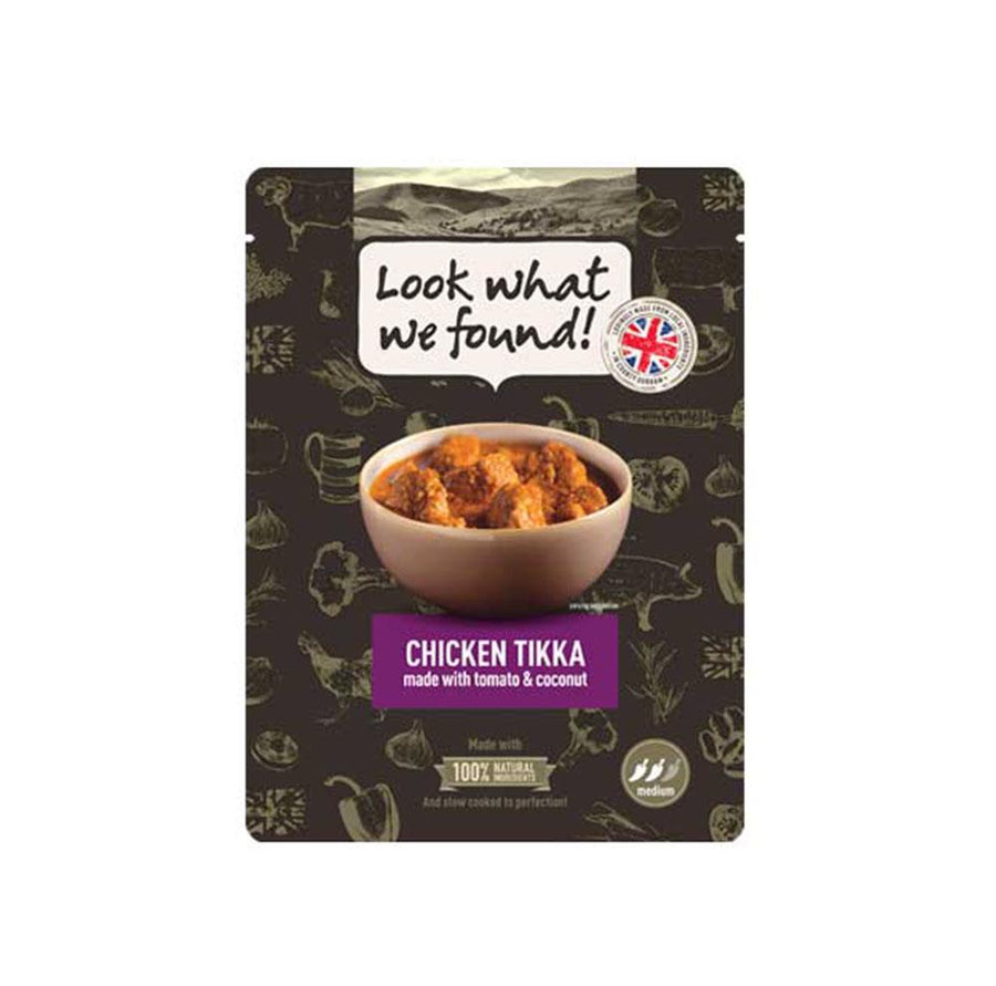 Look What We Found - Chicken Tikka - 250g