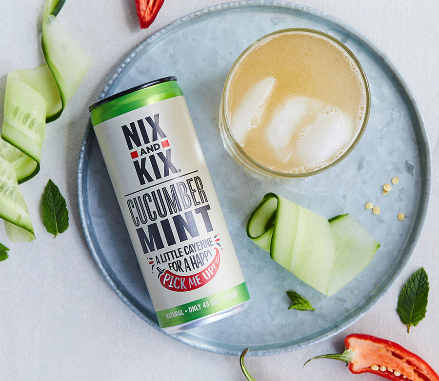Nix & Kix - Blood Cucumber and Mint - 250ml
