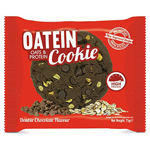 Oatein Oats & Protein Cookie - Double Chocolate Chip - 75g