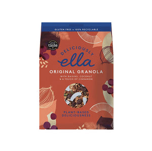 Deliciously Ella Original Granola with Raisins, Coconut & Cinnamon - 500g