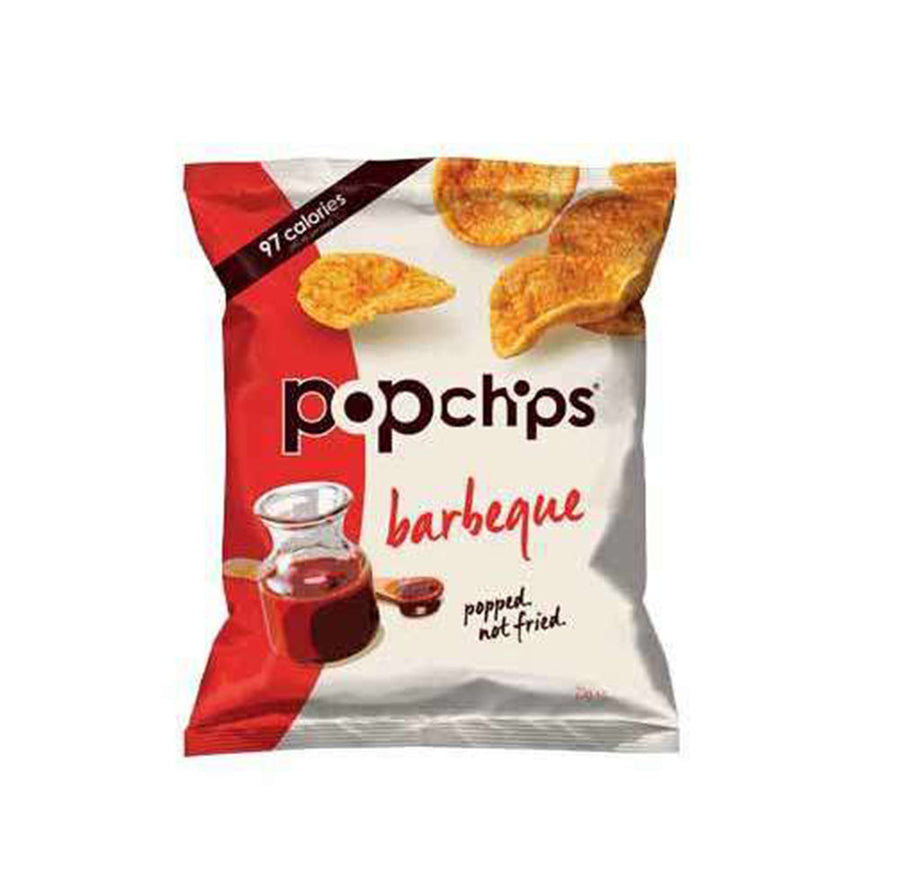 Popchips - Barbecue - Grab Bags 23g
