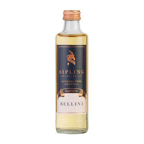 Sipling Alcohol Free Cocktail - Bellini - 250ml