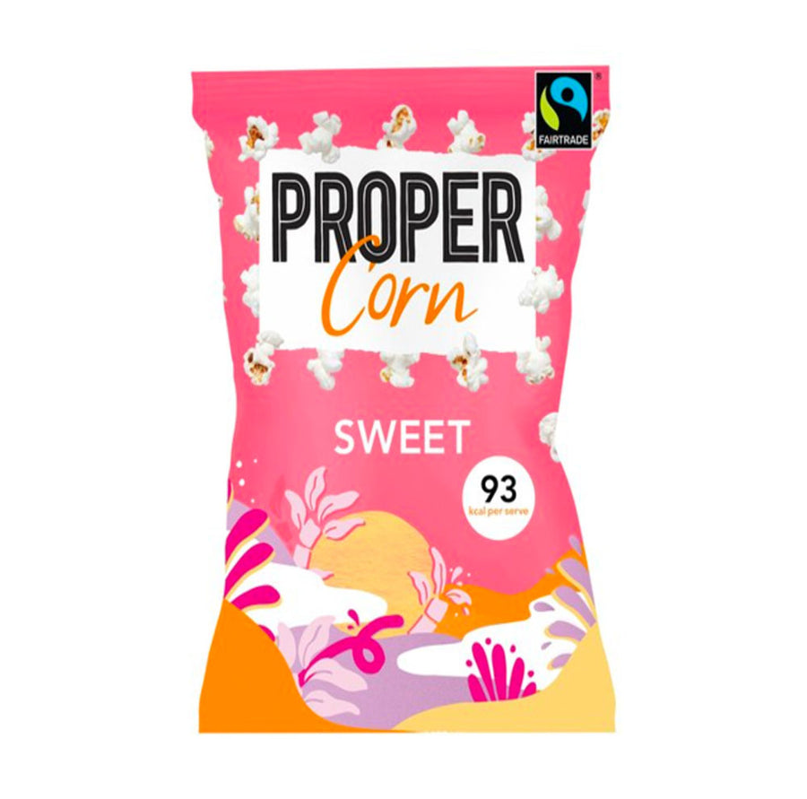Propercorn - Perfectly Sweet - Sharing Bag - 90g