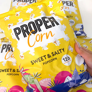 Propercorn - Sweet and Salty - Sharing Bag - 80g