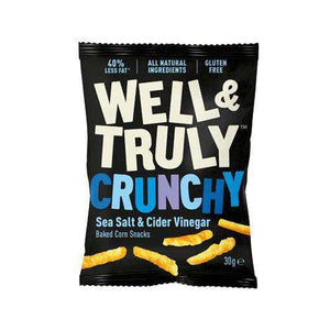 Well & Truly Impulse Sticks - Sea Salt & Vinegar - 30g