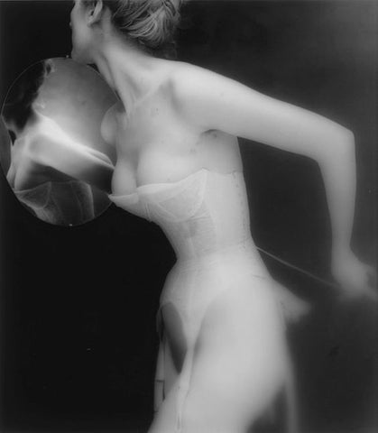 It's a Cinch. Carmen Dell 'Orefice. 1951 by Lillian Bassman