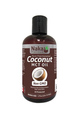 Organic Coconut MCT Oil