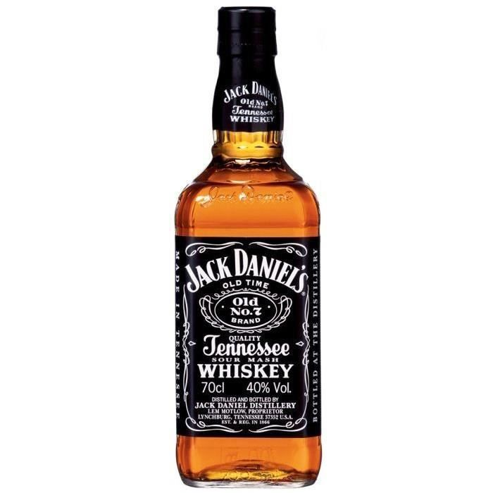Tennessee Whiskey - Jack Daniel's - 70 cl