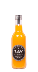 Jus d'Orange Blonde - Patrick Font - 25 cl (x3)