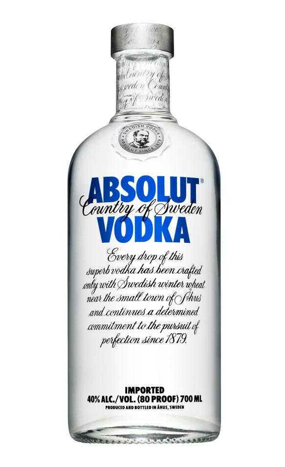 Vodka - Absolut - 70 cl