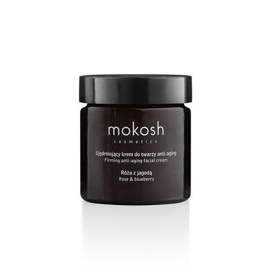 MOKOSH Firming Anti-Aging Face Cream Rose and Blueberry
