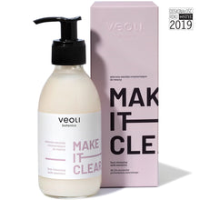 "Load image into Gallery viewer, Veoli Botanica FACE CLEANSING MILK EMULSION ""MAKE IT CLEAR"""