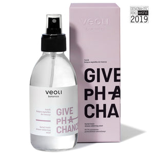 "Veoli Botanica FACIAL TONIC – STRESS-RELIEVING MIST ""GIVE PH A CHANCE"""