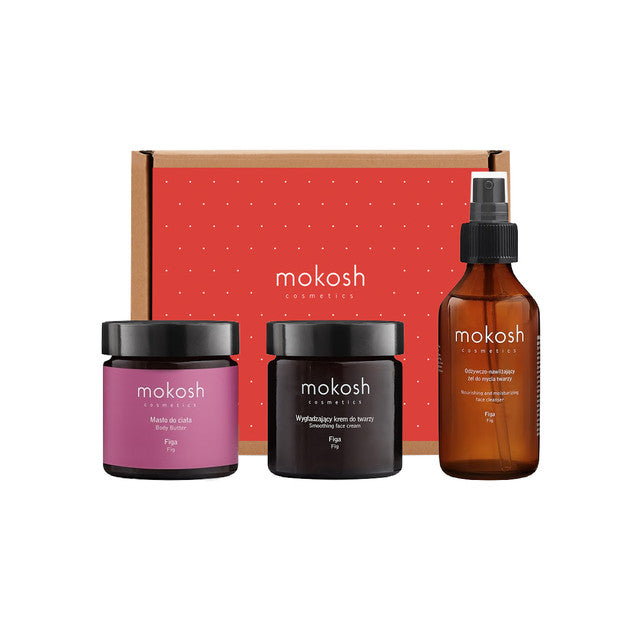 MOKOSH Fig Pleasure Face and Body Set