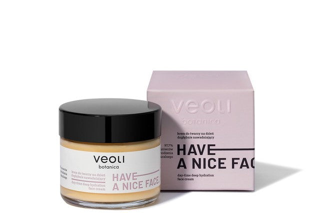 Veoli Botanica DAY-TIME DEEP HYDRATION FACE CREAM