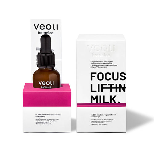 Veoli Botanica FOCUS LIFTING MILK serum