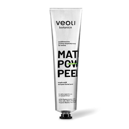 Veoli Botanica Matcha Power Peel