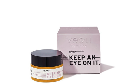 Veoli Botanica ANTI-AGING CONCENTRATED EYE BALM