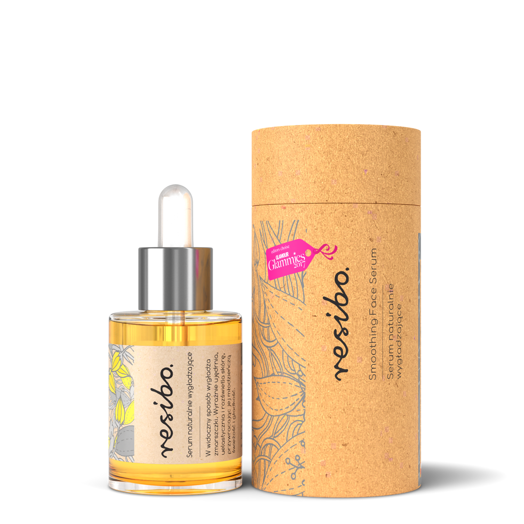 Resibo Smoothing Face Serum