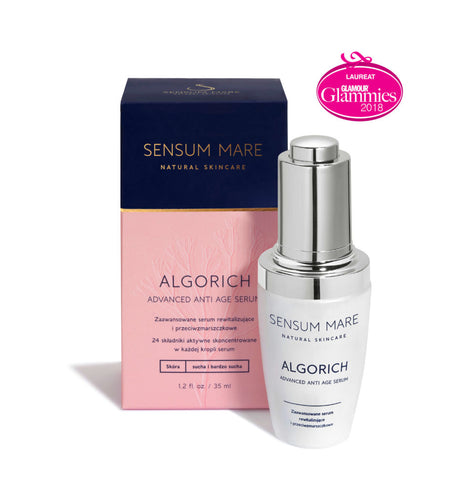 Sensum Mare ALGORICH ADVANCED ANTI AGE SERUM