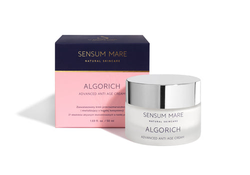 Sensum Mare ALGORICH Advanced Anti Age Cream