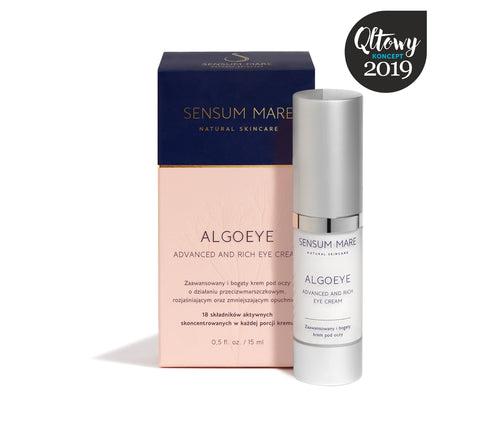 Sensum Mare ALGOEYE Advanced And Rich Eye Cream