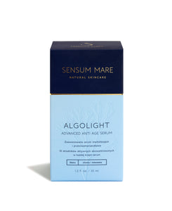 Sensum Mare ALGOLIGHT Advenced Anti Age Serum