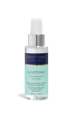 Sensum Mare ALGOTONIC  Rich Moisturizing Face Tonic 100ml