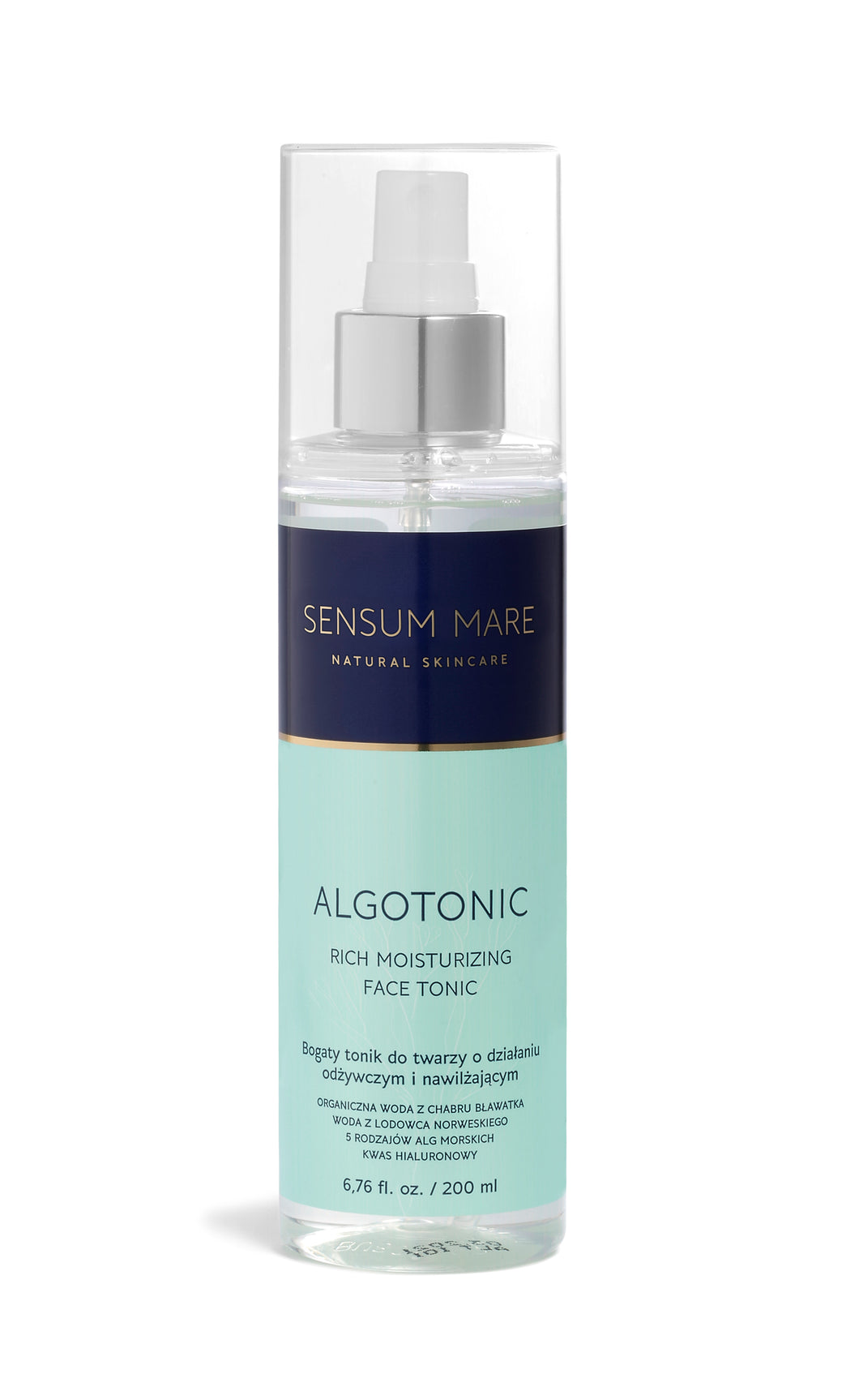 Sensum Mare ALGOTONIC  Rich Moisturizing Face Tonic 200ml