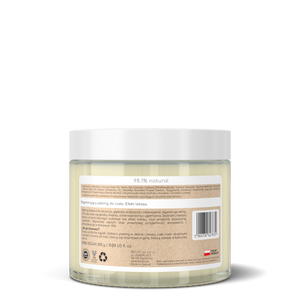 Resibo Regenerating Body Scrub. LOTUS EFFECT.