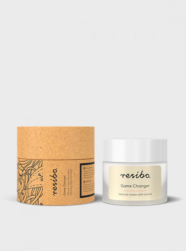 RESIBO - GAME CHANGER NATURAL CREAM WITH RETINOL