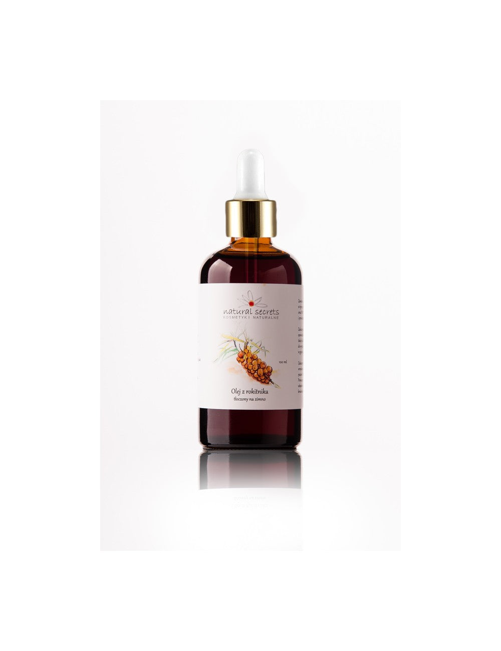 Natural Secrets Sea-Buckthorn Oil