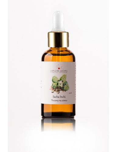 Natural Secrets Sacha Inchi Oil