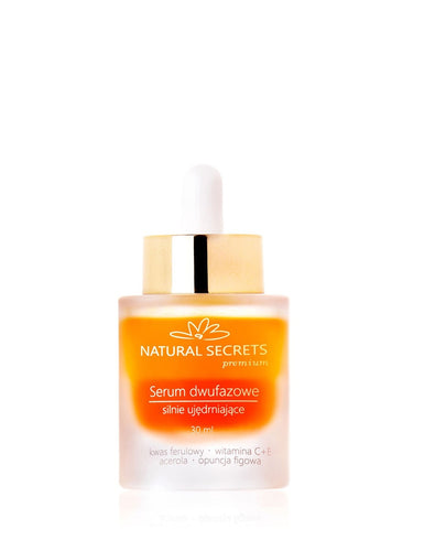 Natural Secrets Beautifying Firming Two-Phase Serum