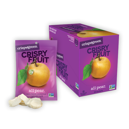12 Count Crispy Fruit - Pear