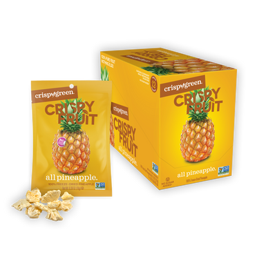 12 Count Crispy Fruit - Pineapple