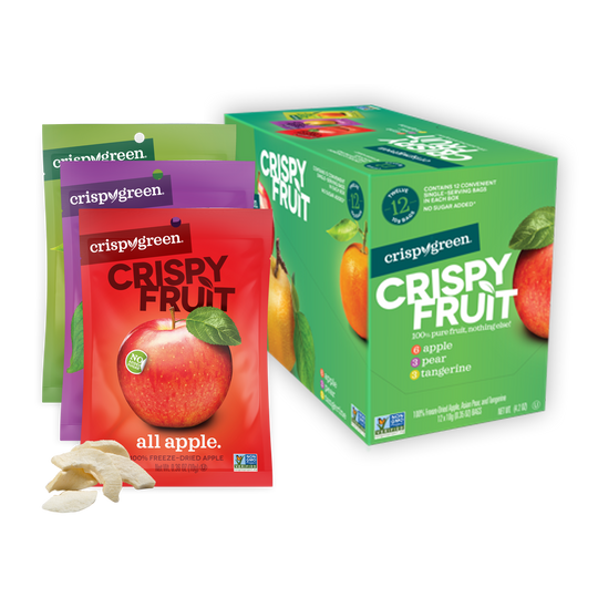 12 Count Variety Pack - Fruit (Apple, Pear, Tangerine)