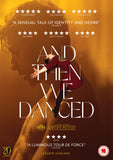 DVD cover for AND THEN WE DANCED