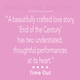 Time Out quote for END OF THE CENTURY