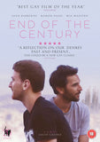 END OF THE CENTURY DVD Artwork