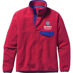 Fleece Pullover, Mens