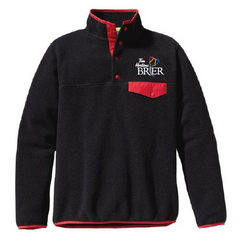 Tim Hortons Brier 4 Button Fleece - Ladies