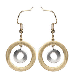 Jewelry: House Ring Earrings
