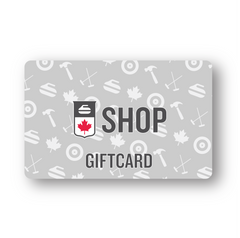 Curling Canada eStore Gift Card